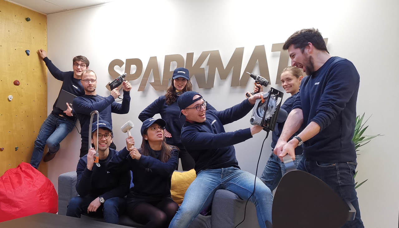 Sparkmate's Newsletter