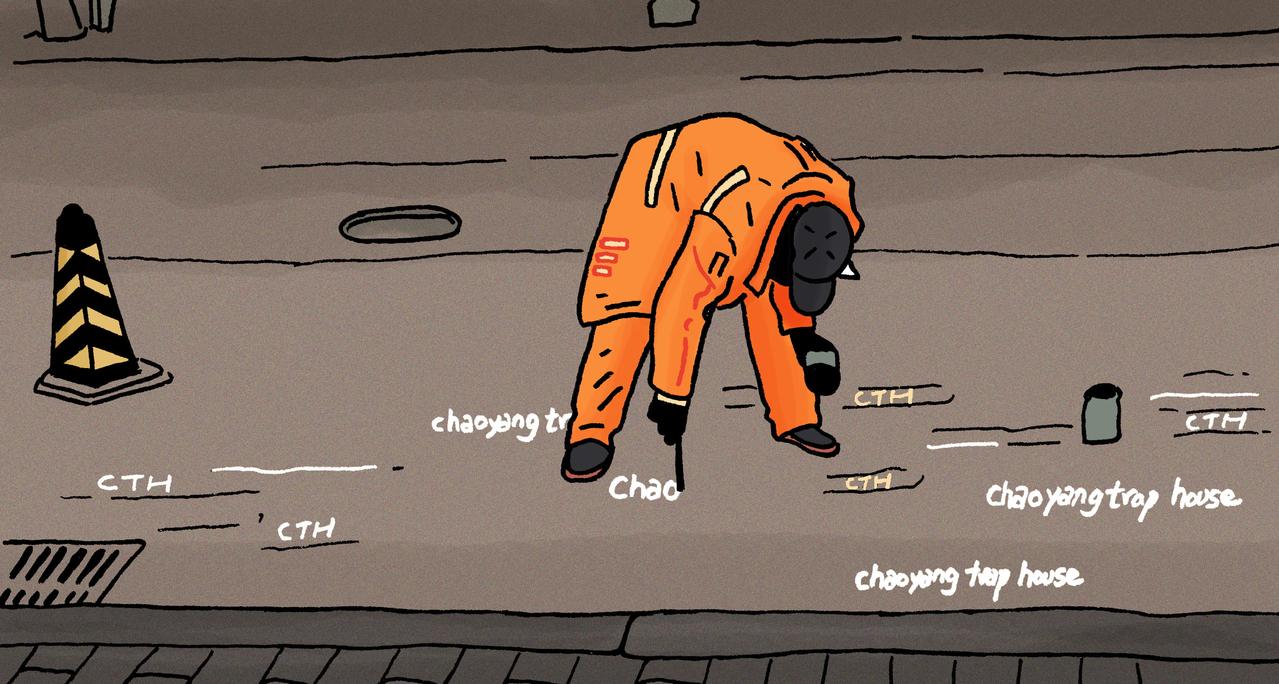 Chaoyang Trap