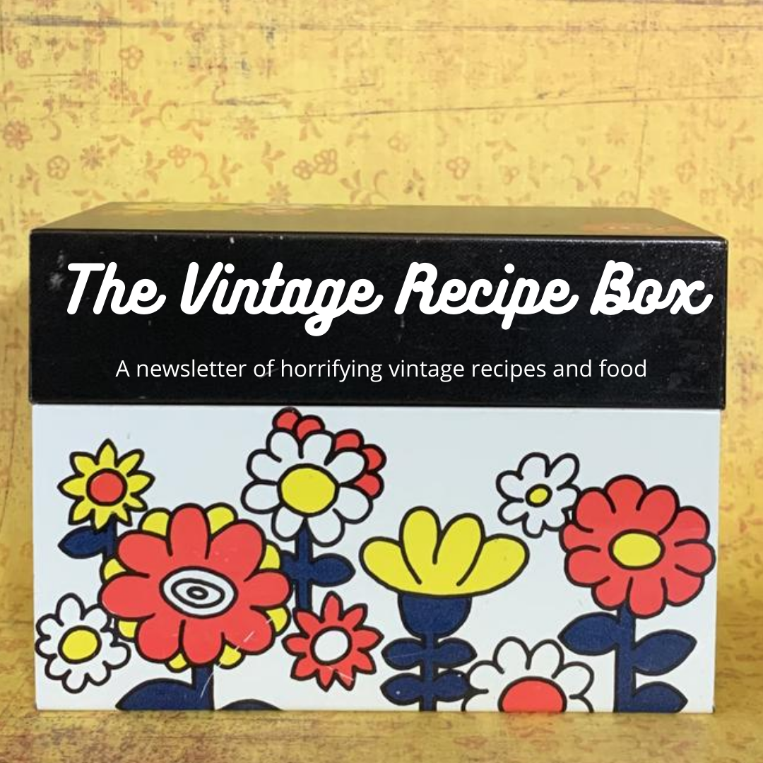 The Vintage Recipe Box