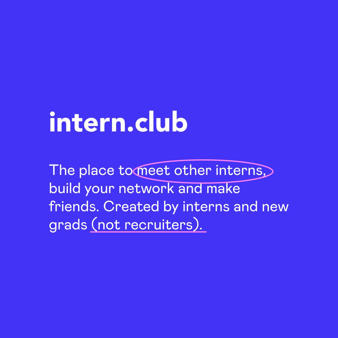 intern.club