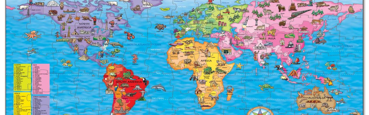 The Global Jigsaw