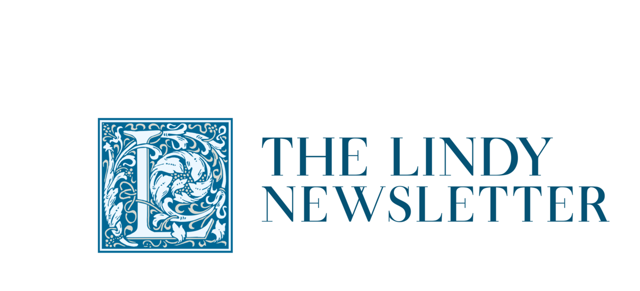 The Lindy Newsletter