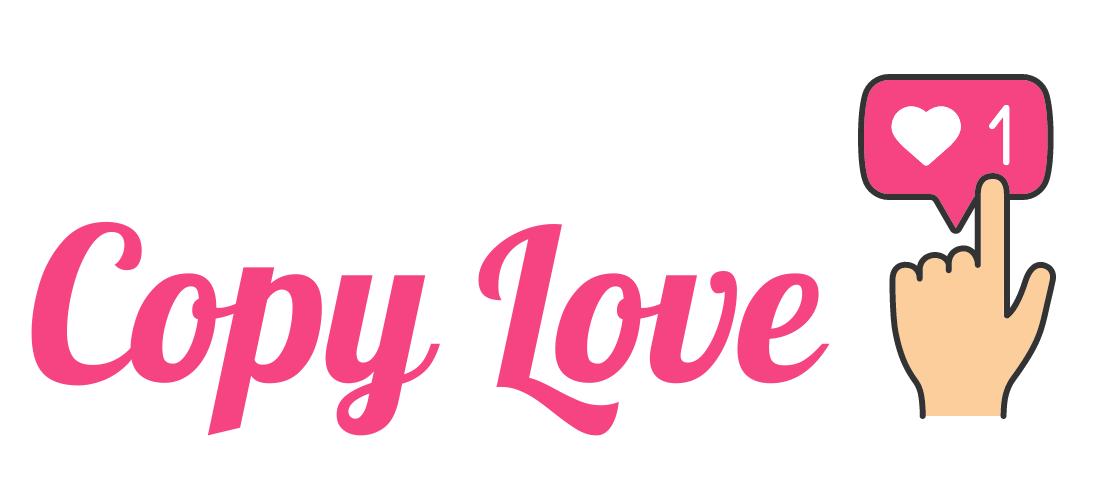 Copy Love 💕