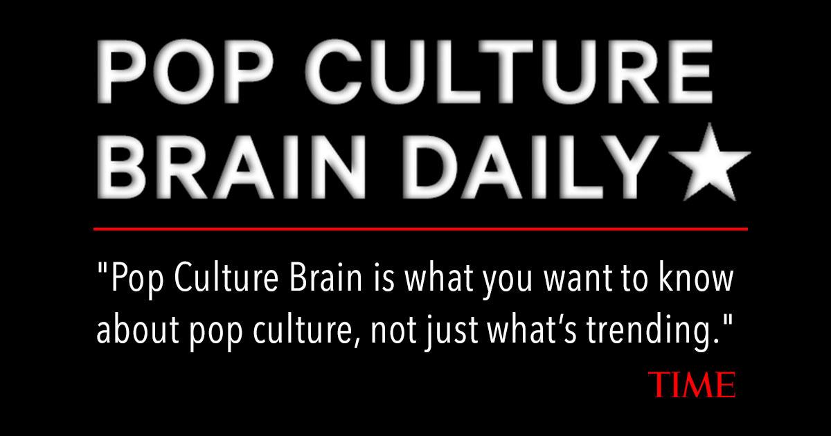 Pop Culture Brain Daily