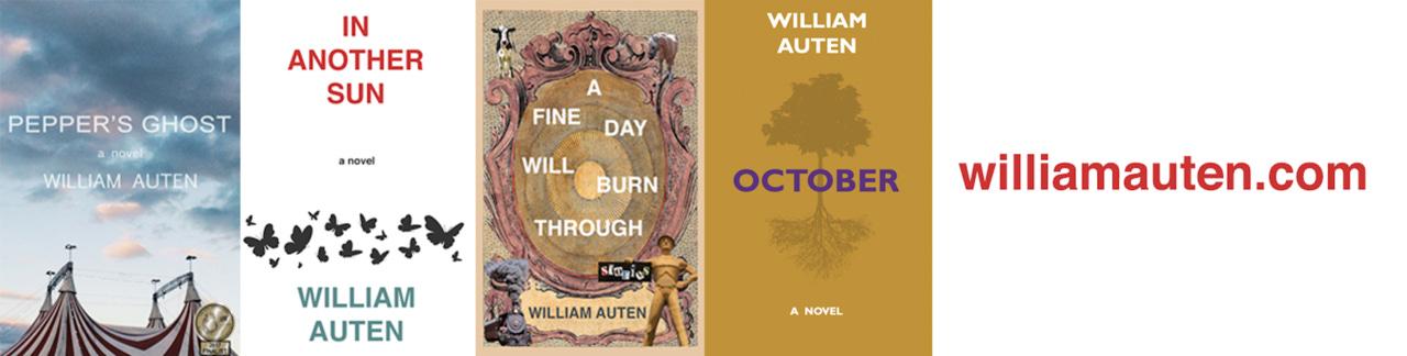 William Auten Newsletter and Stories