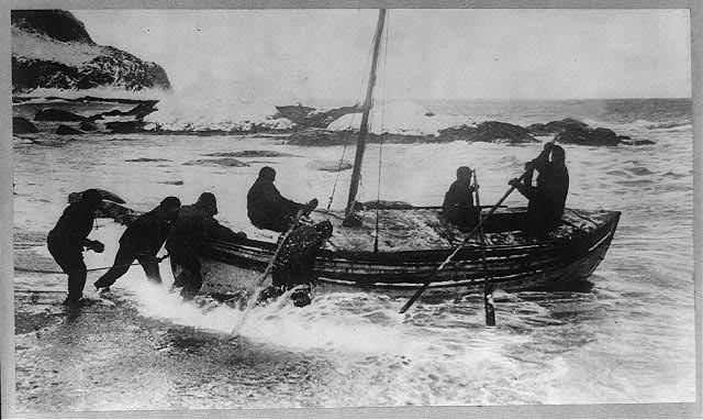 Shackleton's Last Log