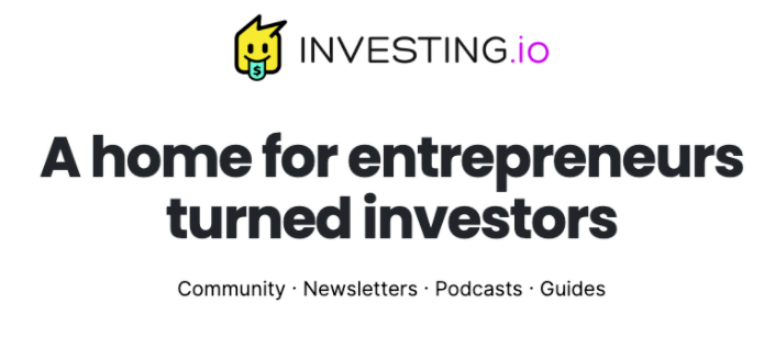 investing.io - Website Investing