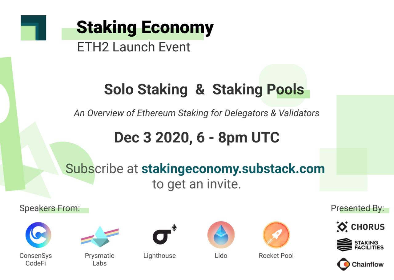 Staking Economy