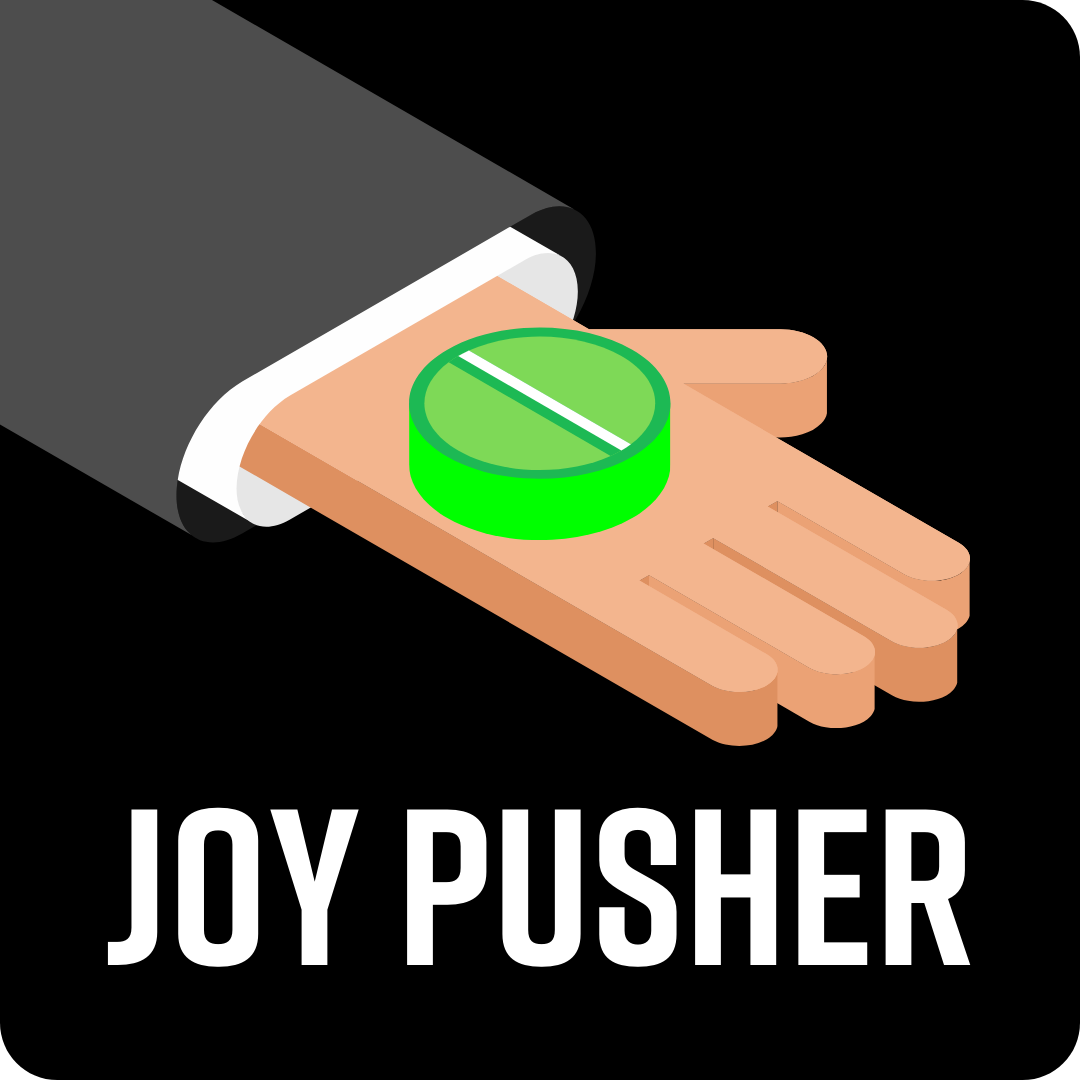 Joy Pusher Magazine with Eran Thomson