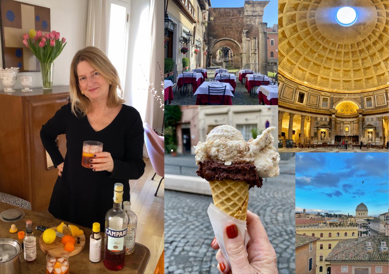 Elizabeth's Newsletter from Italy