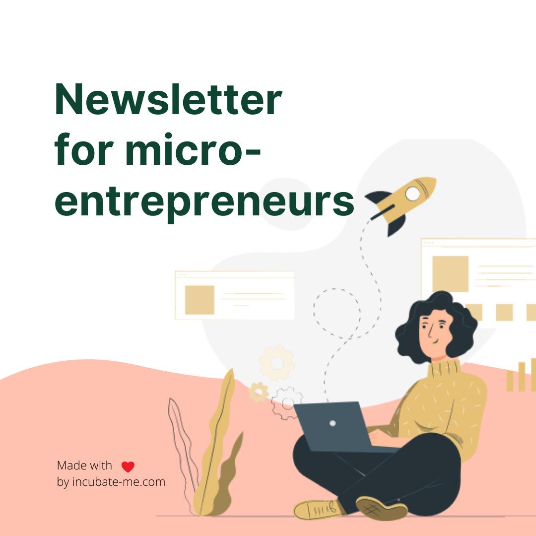 Incubate-me's Newsletter