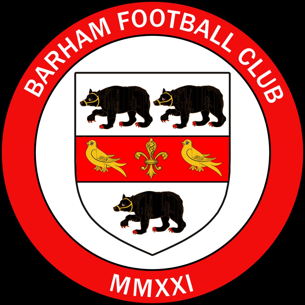 Barham FC's Newsletter