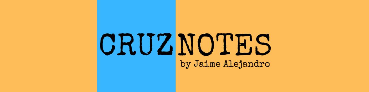cruznotes: audio + arts stuff