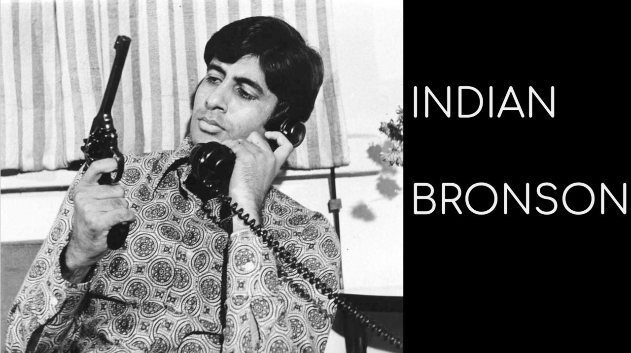 Indian Bronson