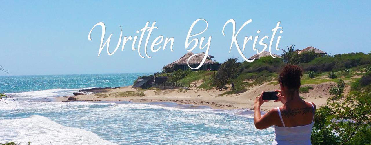 Written by Kristi