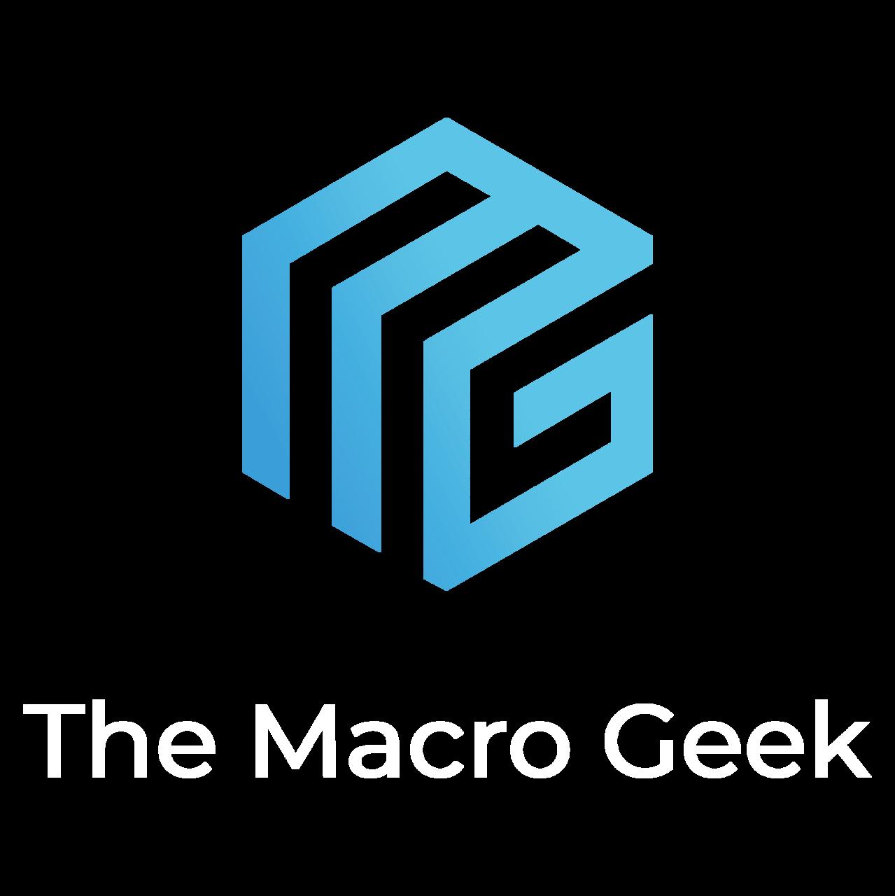 The Macro Geek
