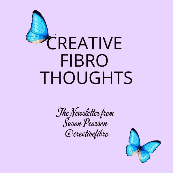Creative Fibro thoughts
