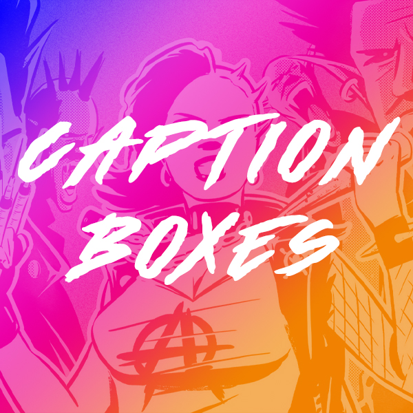 The Caption Boxes Newsletter w/ Frank Gogol