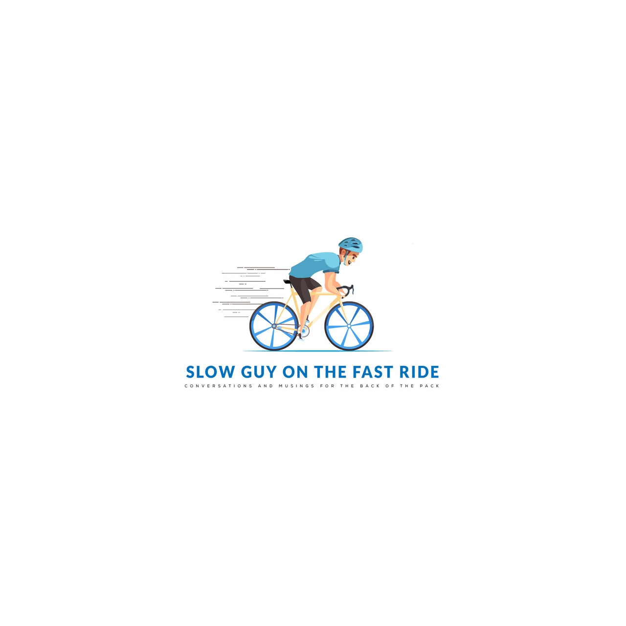 Slow Guy on the Fast Ride