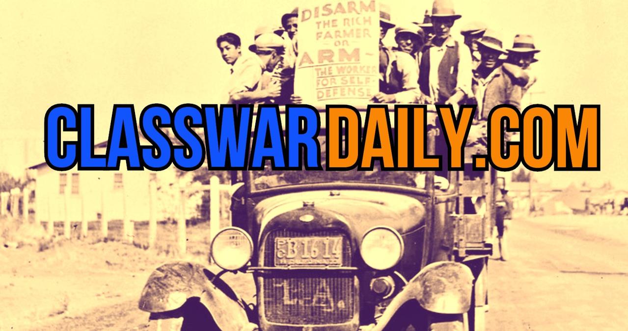 Class War Daily