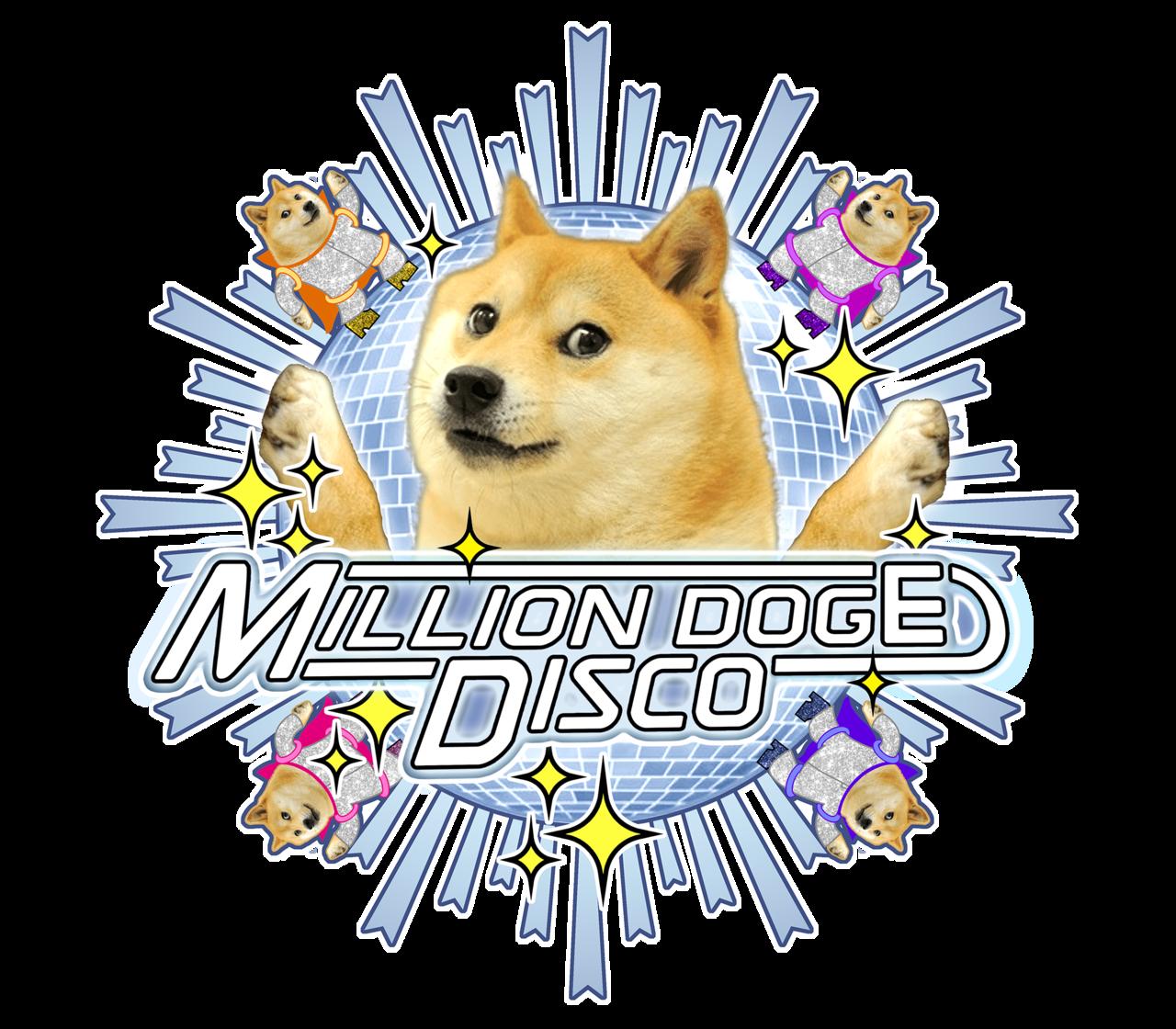 Doge Disco Blog