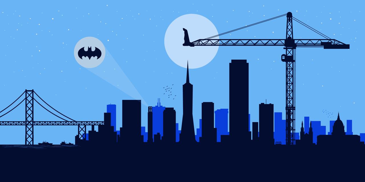 Gotham by Susan Dyer Reynolds
