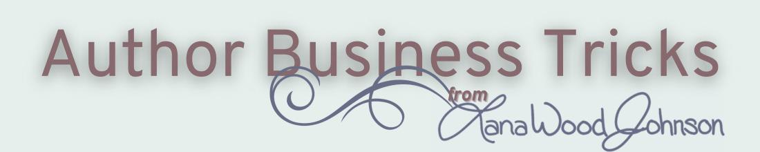 Author Business Tricks