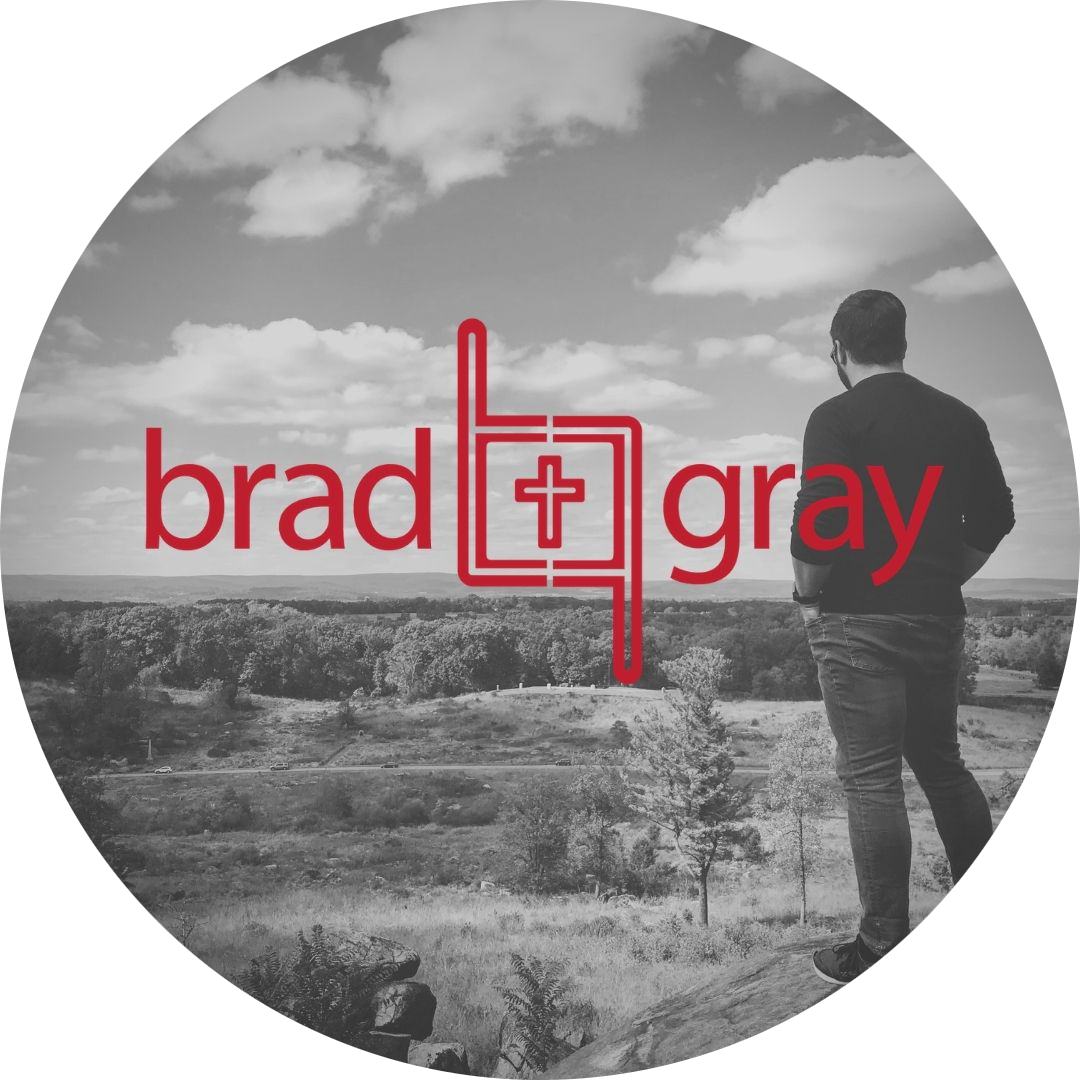 From the Desk of Pastor Brad