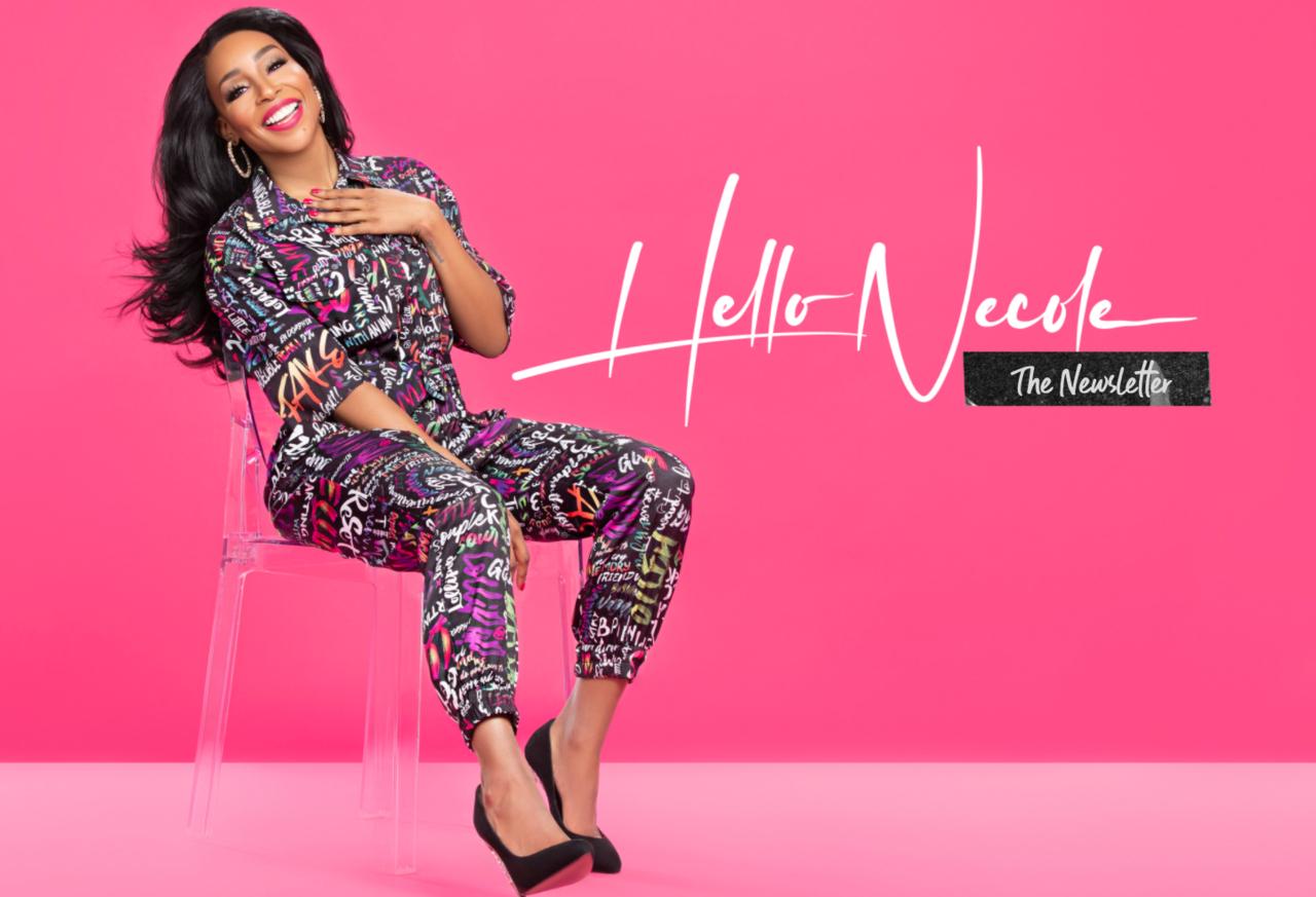 Hello Necole