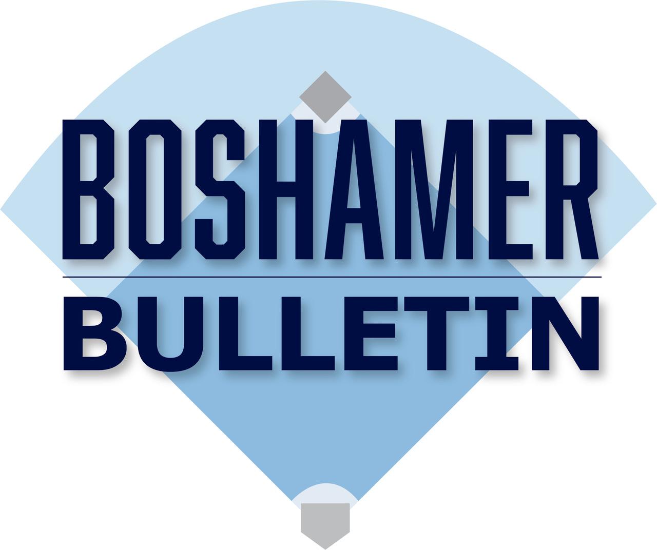 Boshamer Bulletin