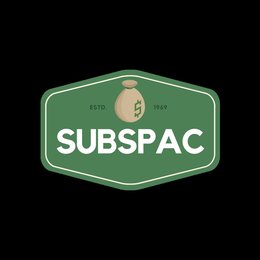 subSPAC