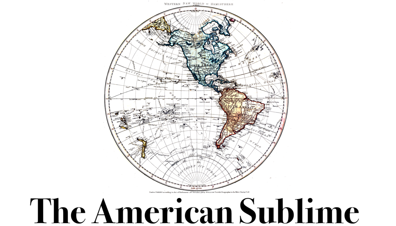 The American Sublime