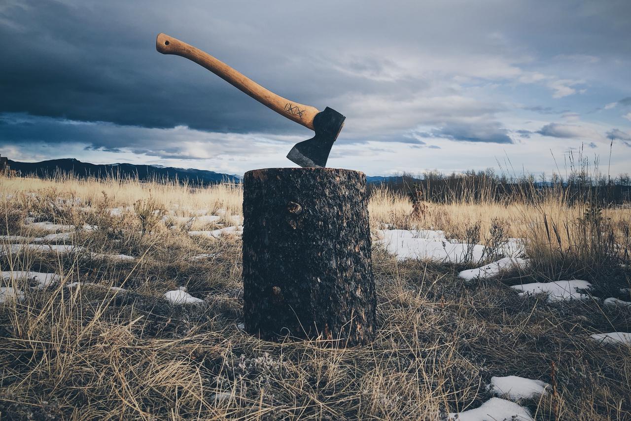 Lumberjack Theology