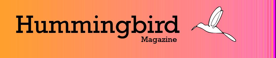 Hummingbird's Music Feeder