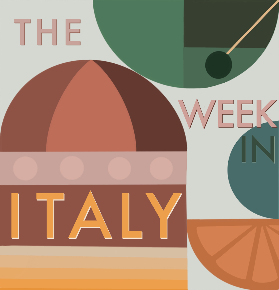The Week in Italy