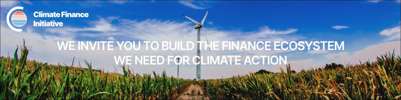 Climate Finance Initiative