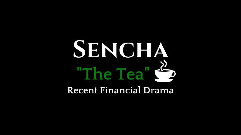 """Sencha """"The Tea"""" Newsletter"""