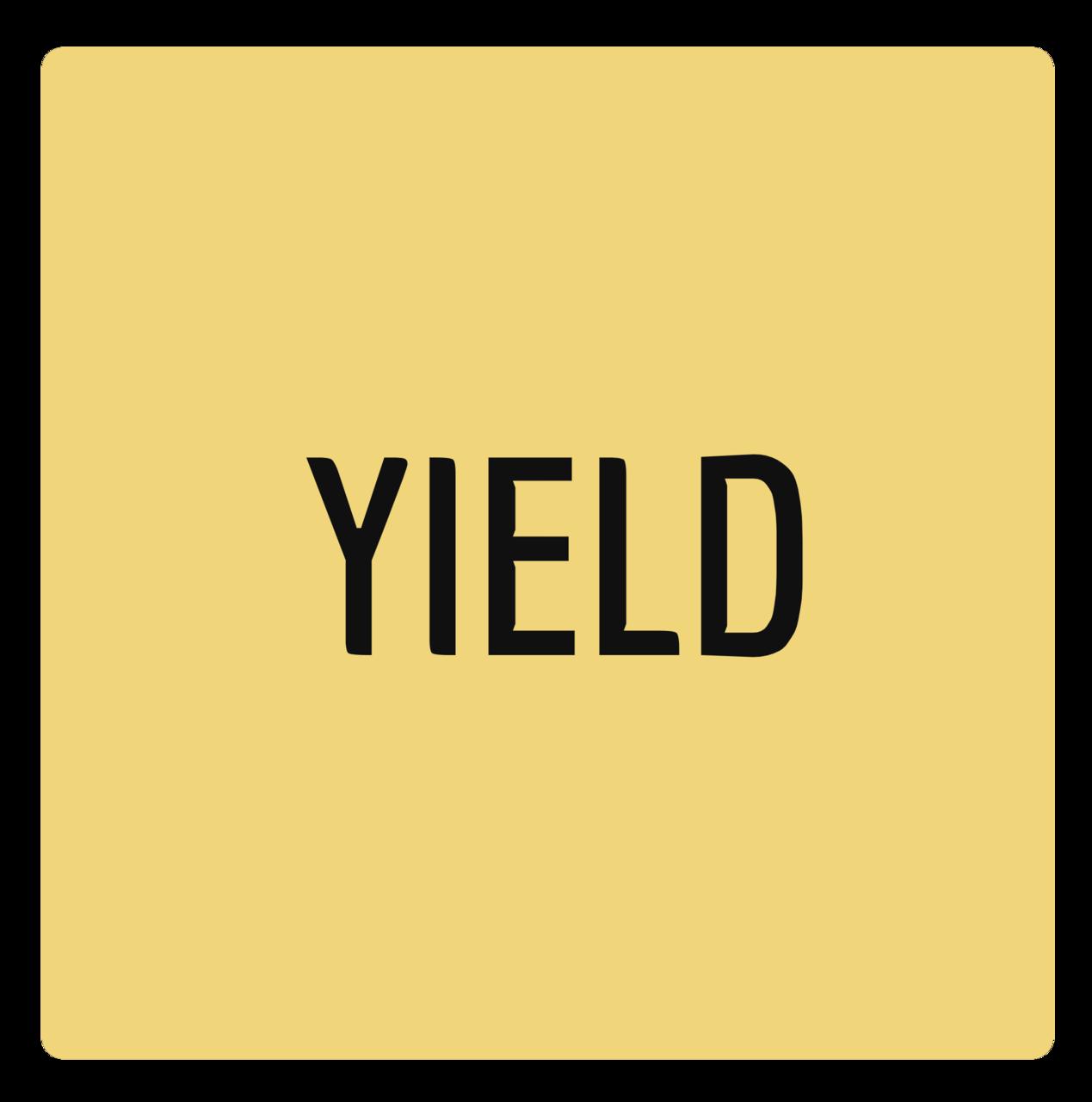 YIELD Magazine