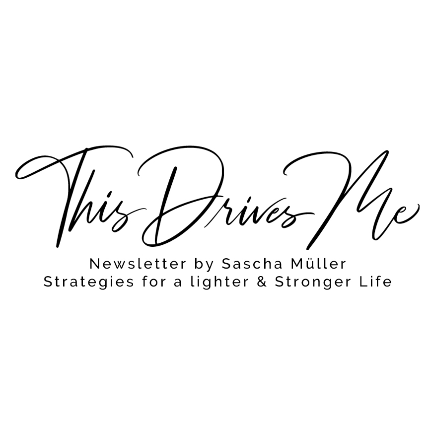 #ThisDrivesMe Weekly Newsletter