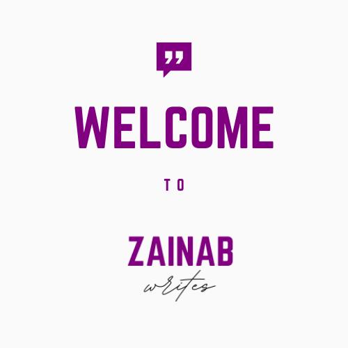 Zainab Writes