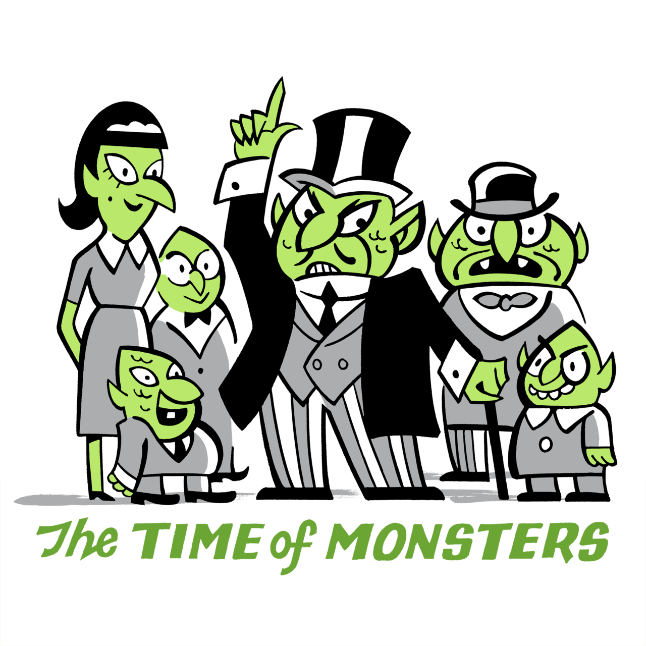 The Time of Monsters