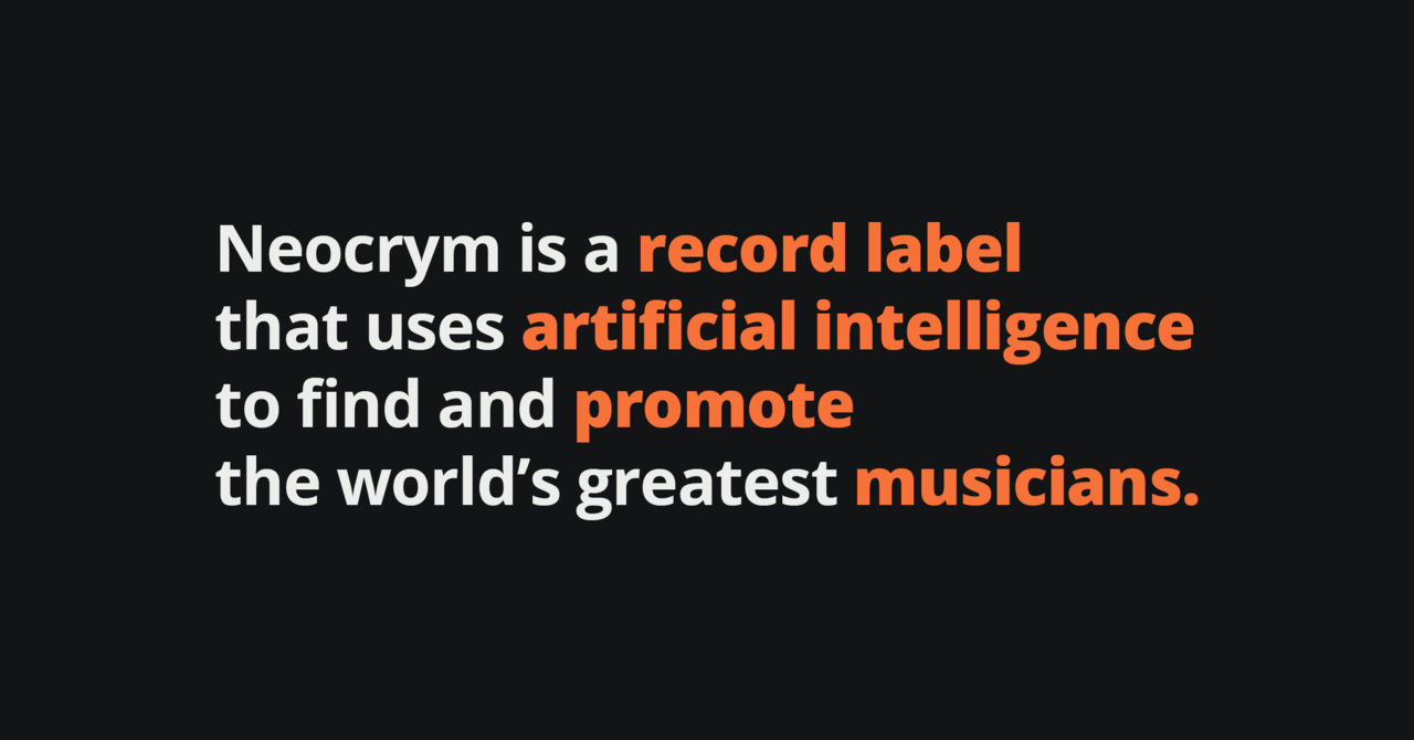 Neocrym Newsroom