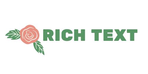 Rich Text