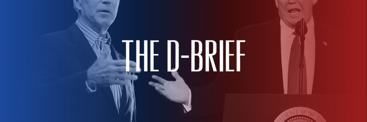The D-Brief