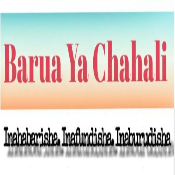 Barua Ya Chahali