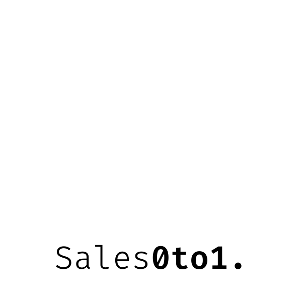Sales0to1