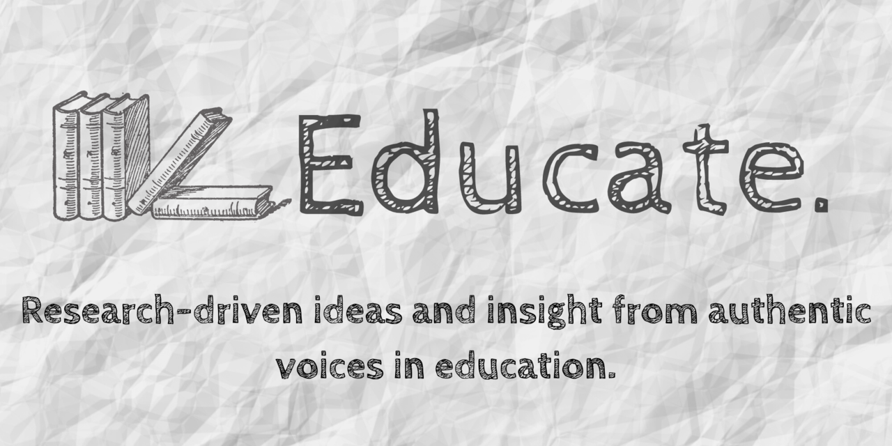 Insights from Educate.