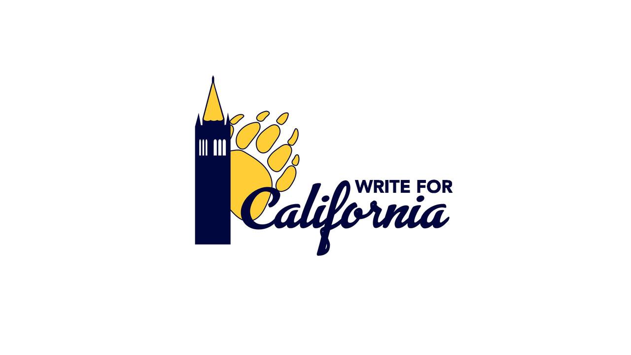 Write For California