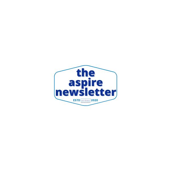The Aspire Newsletter.