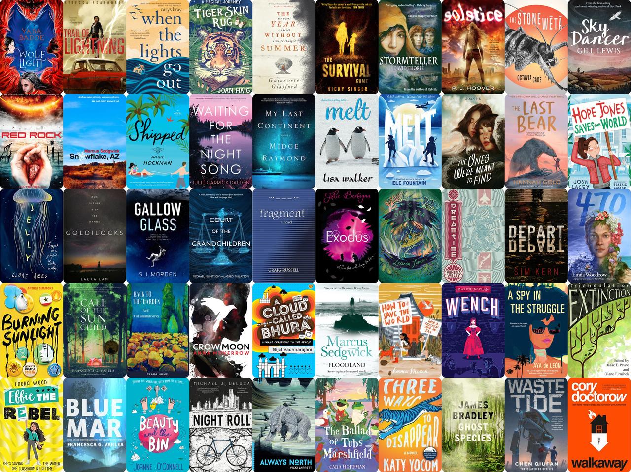 Climate Fiction Writers League